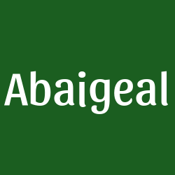 Abaigeal